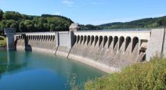 Barrage en France