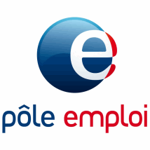 Logo Pôle emploi de Tremblay-en-France