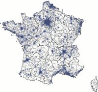 Zone d'emploi en France