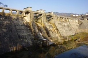 Photo du Barrage de Charmines