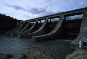 Photo du Barrage de l'Escale