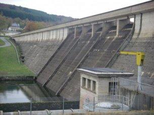 Photo du Barrage de Villefranche de Panat