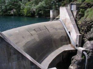 Photo du Barrage du Rioumajou