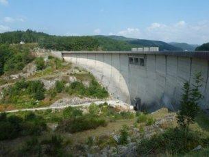 Photo du Barrage de Laouzas
