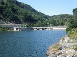 Photo du Barrage de Garrabet