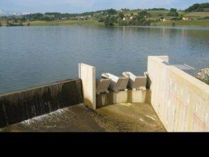 Photo du Barrage de Boues