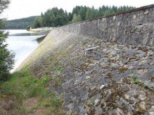 Photo du Barrage de Lavaud Gelade