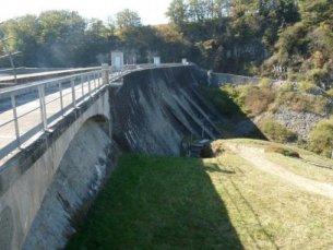Photo du Barrage de Confolent