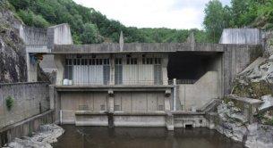 Photo du Barrage de Chezelles