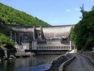Photo du Barrage de Chastang