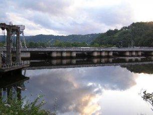 Photo du Barrage d'Argentat