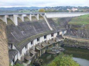 Photo du Barrage de Villerest