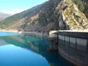 Photo du Barrage de Chaudanne