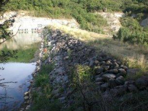 Photo du Barrage de Lussas
