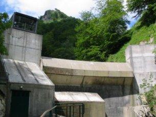 Photo du Barrage d'Olhadoko