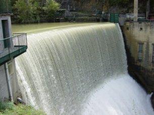 Photo du Barrage de Sainte Engrace