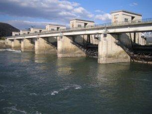 Photo du Barrage de Donzère