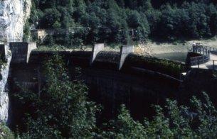 Photo du Barrage du Châtelot