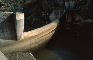Photo du Barrage de Corscia