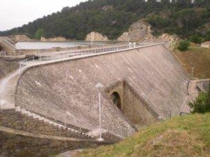 Photo du Barrage de Saint Christophe