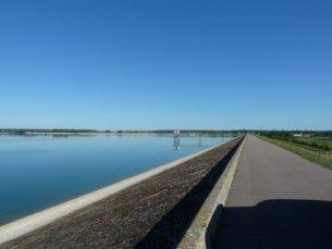Photo du Barrage de Seine Morge