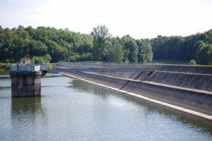 Photo du Barrage de Charmes