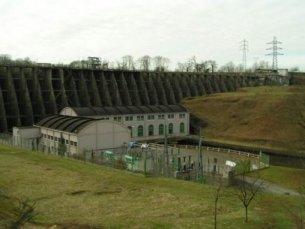 Photo du Barrage de Vezins
