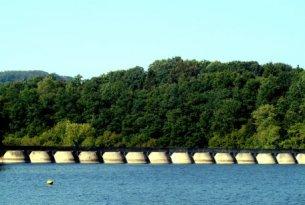 Photo du Barrage de Rabodanges