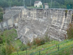Photo du Barrage de Mayet de Montagne