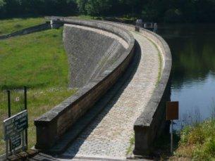 Photo du Barrage des Gannes