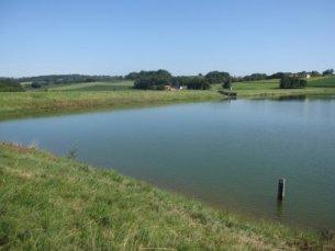 Photo du Barrage de Serres Castet