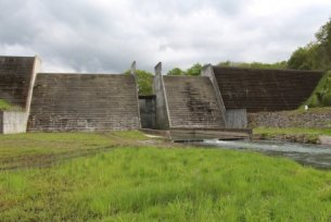 Photo du Barrage de Lurberria
