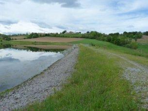 Photo du Barrage de Laa