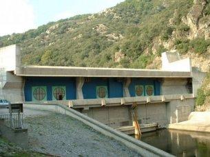 Photo du Barrage de Pont de Veyrières