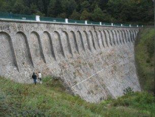 Photo du Barrage d'Ondénon