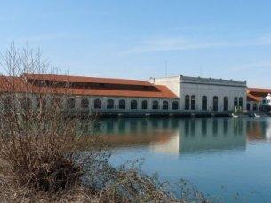 Photo du Barrage de Cusset