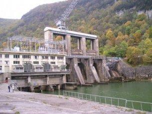 Photo du Barrage de Cize Bolozon