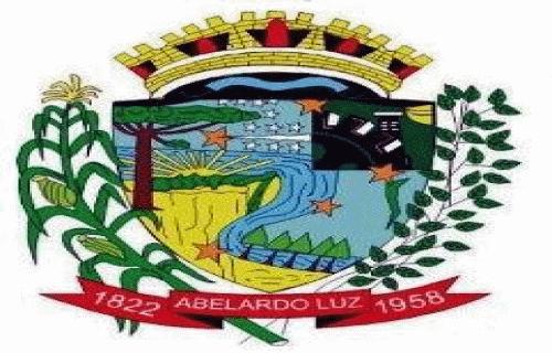 Brasão del município de Abelardo Luz