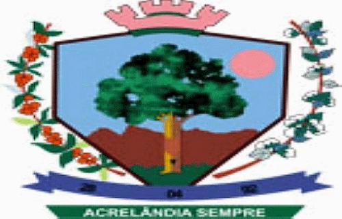 Brasão del município de Acrelândia