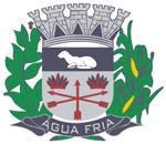 Brasão del município de Água Fria
