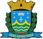 Brasão del município de Águas da Prata