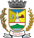 Brasão del município de Agudo