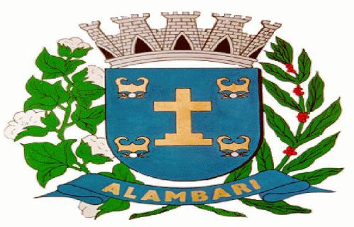 Brasão del município de Alambari