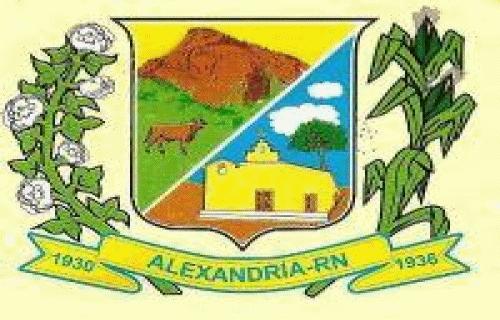 Brasão del município de Alexandria