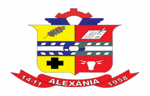 Brasão del município de Alexânia