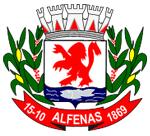 Brasão del município de Alfenas