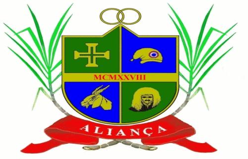 Brasão del município de Aliança