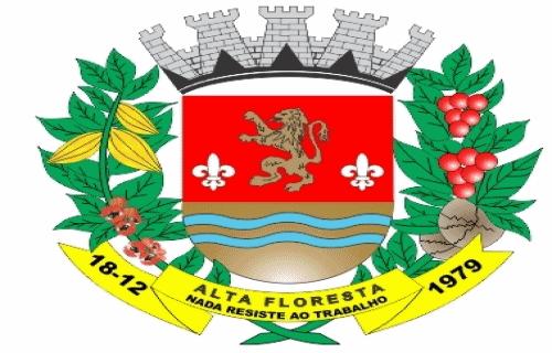 Brasão del município de Alta Floresta
