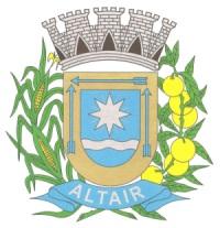 Brasão del município de Altair