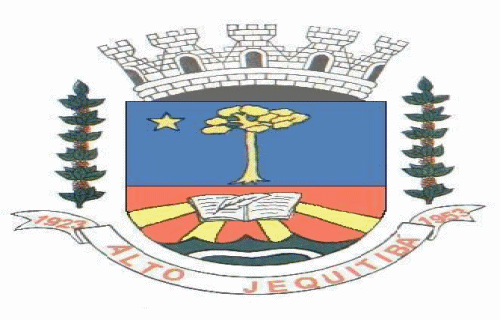 Brasão del município de Alto Jequitibá